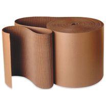 """Bocks Board Packaging 101011036.00-0250.00 36"""" x 250' Single Face A-Flute Corrugate Roll"""