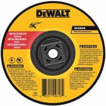 """Dewalt DW8424H 4-1/2"""" x 0.045"""" x 5/8""""-11 Metal Cutting Wheel"""