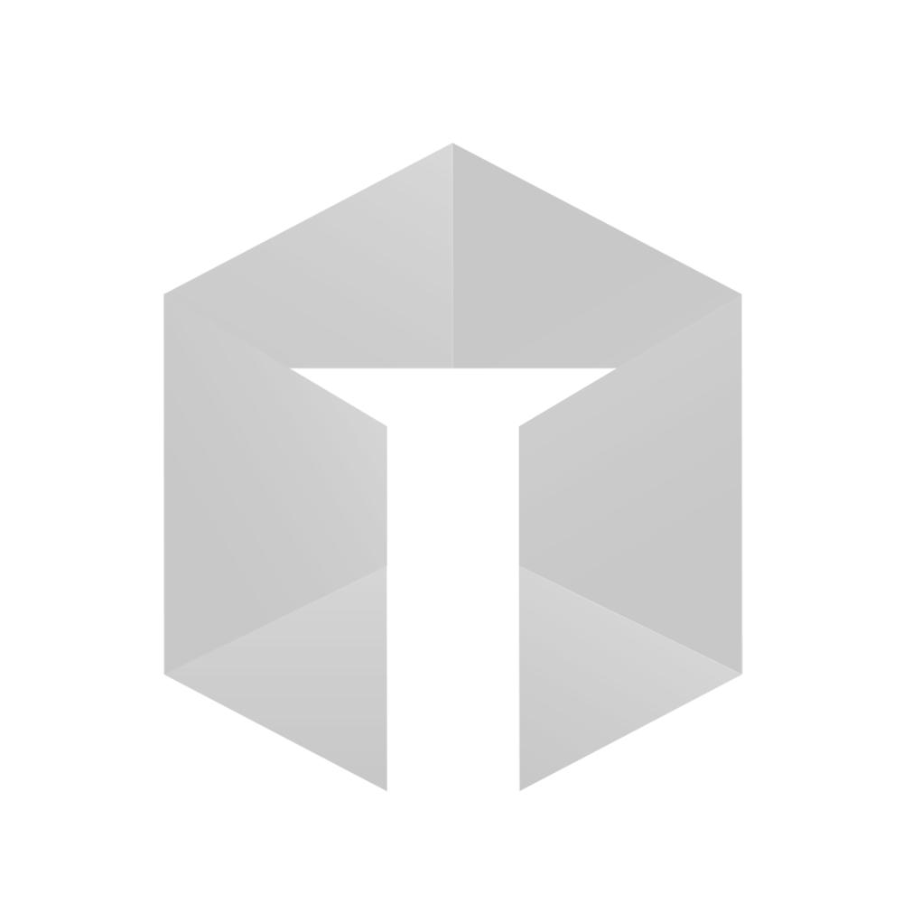 "Interchange 46147 #8 x 2-1/2"" Flathead 304 Stainless Steel #2 Square Drive Type-17 Coarse Thread Decking Screws"