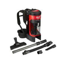 Milwaukee 0885-20 M18 3-in-1 Backpack Vacuum