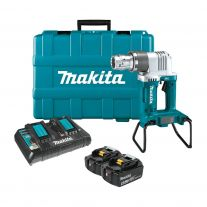 Makita XTW01PT 18-Volt x 2 (36 Volt) Lithium-Ion Brushless  Shear Wrench Kit